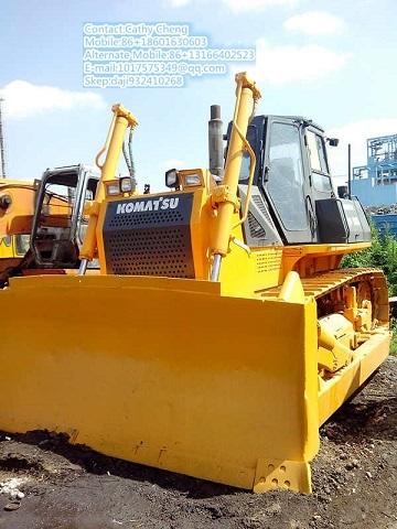 Used Komatsu D85 2 Bulldozer