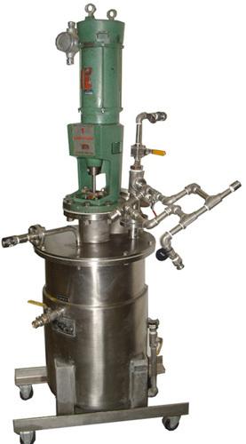 Used Lighting 20 Gallon Solvent Tank