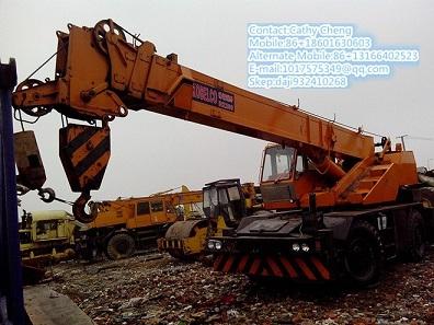 Used P H 5300crawler Crane