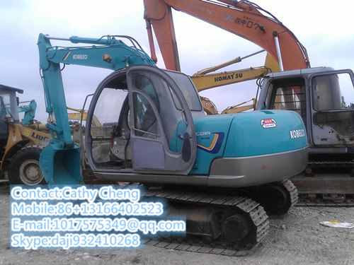 Used Sk100 Excavator