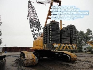 Used Sumtomo Ls 368rh Crane