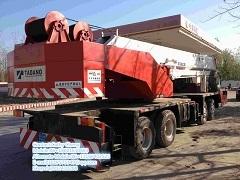 Used Tadano Gt550e 1 Crane