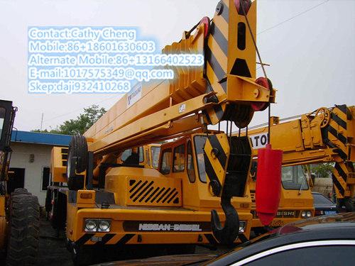 Used Tadano Gt650e 3 Crane