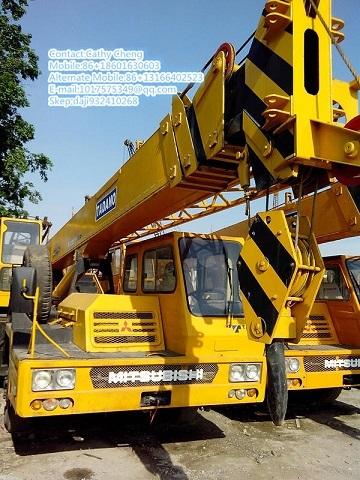 Used Tadano Tg250e 2 Crane