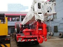Used Tadano Tg500e 1 Crane