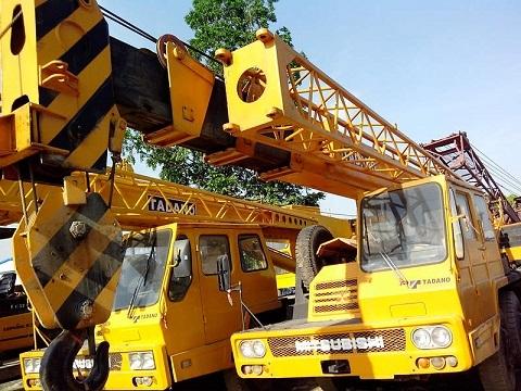 Used Tadano Tl350e 2 Crane