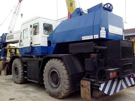 Used Tadano Tr300e Crane