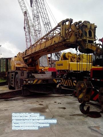 Used Tadano Tr350e Crane
