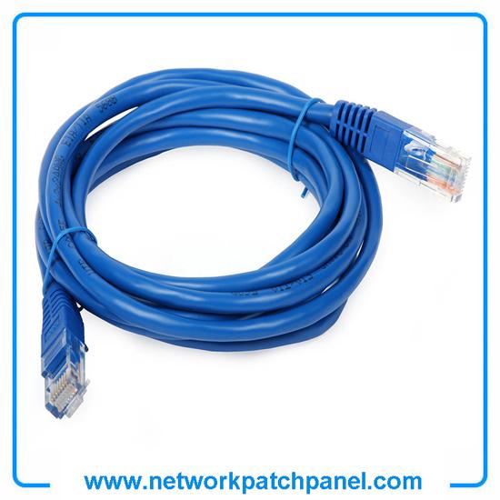 Utp Ftp Stp Sftp Cat6 Ethernet Cables Leads Cords Blue
