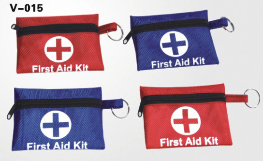 V 015 First Aid Kit Bag