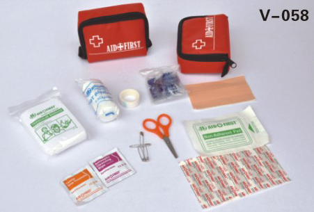 V 058 First Aid Kit Bag