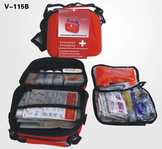 V 115b First Aid Kit Bag