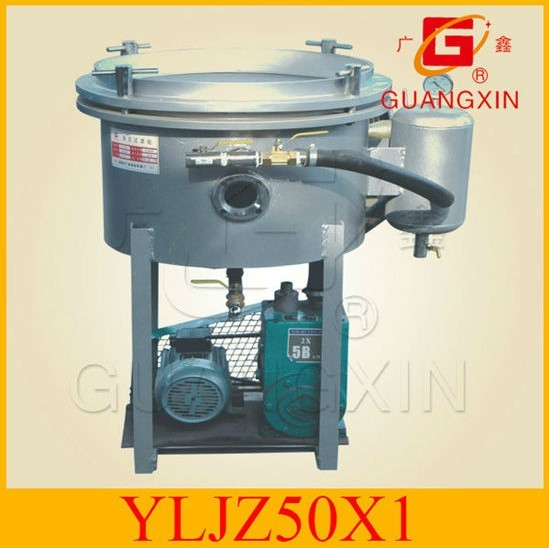 Vacuum Oil Filter Yljz50 1