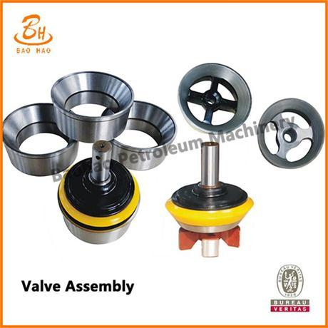 Valve Assembly For Oil Drilling Mud Pump Parts