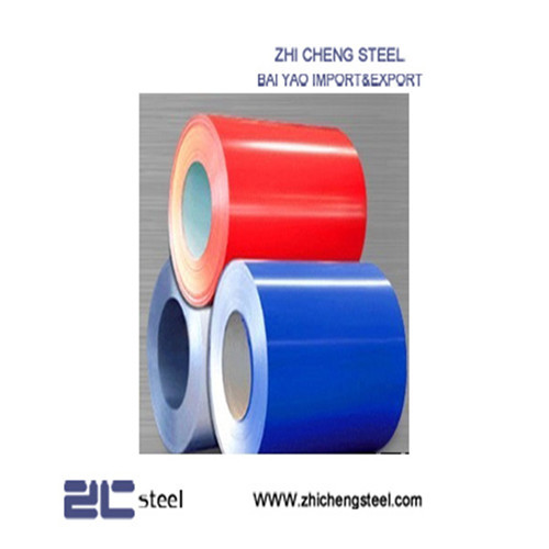 Various Colour Coated Ppgi Corrugated Roofing Steel Sheets