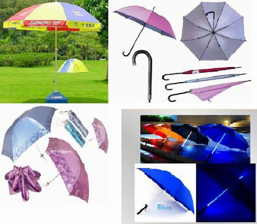 Various Kinds Of Umbrellas For Outdoors