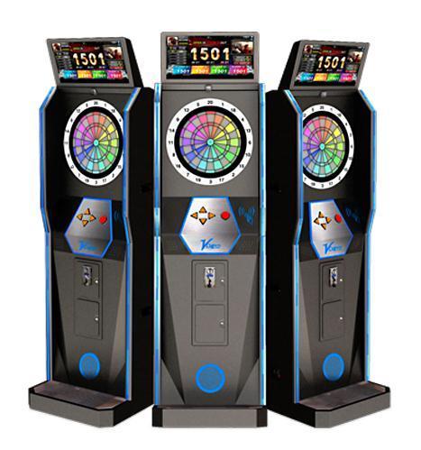 Vdarts 2l Global Online Dart Machine Led Dartboard