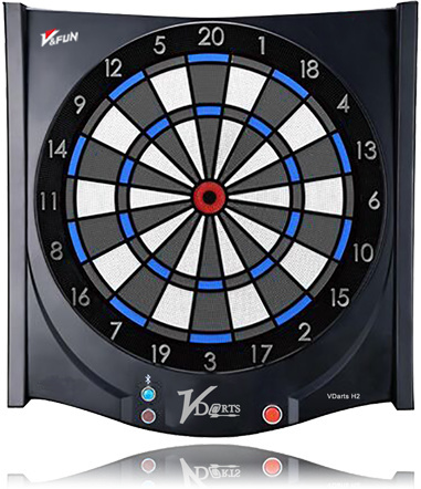 Vdarts H2 Global Online Dartboard