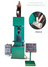 Vertical Angle Welding Machine