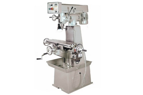 Vertical Precision Milling Machine Ces 830i Yeou Eir Shuen