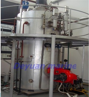 Vertical Type Heat Recovery Boiler