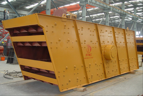 Vibrating Screen For Hot Sale
