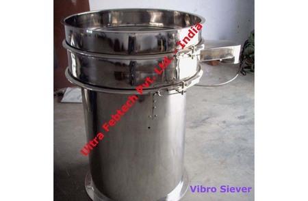 Vibro Siever Gradation Equipments