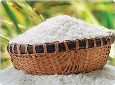 Vietnamese White Rice 5 100 Broken Grain