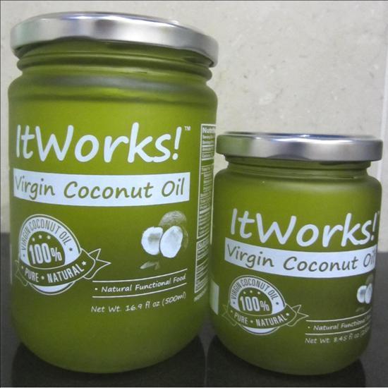 Virgin Coconut Oil Bulk In 250ml 500ml Glass Jar Packaging