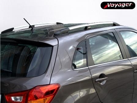 Voyager Automotiv Aluminium Roof Rail Auto Exterior Design Parts