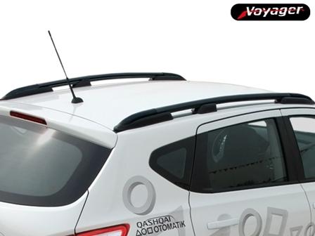 Voyager Automotive Arianna Roof Rail Auto Exterior Design Parts