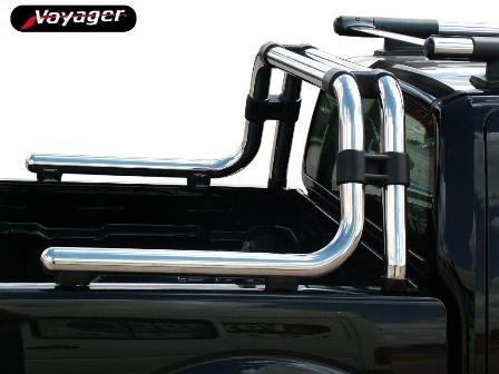 Voyager Automotive Double Roll Bar Auto Exterior Design Parts