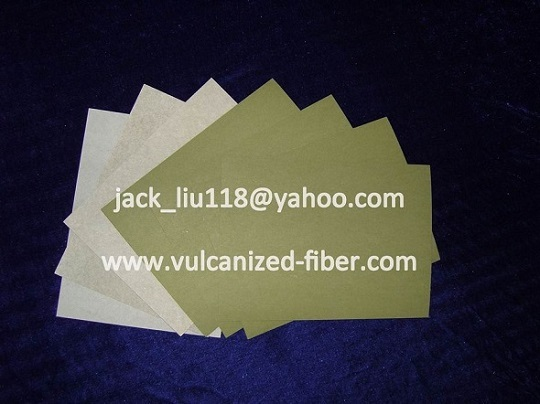 Vulcanized Fibre Board Sheet Roll Coil