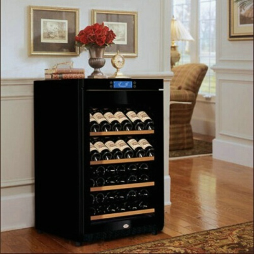 W150h Concise 24 Inch Built In Wine Refrigerated White Bar Cabinet 30 40 Bo