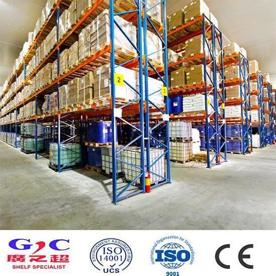 Warehouse Storage Pallet Racking