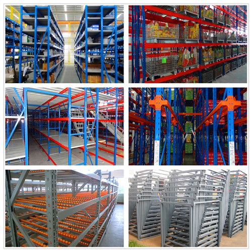Warehouse Storage Racking System Logistic Eauipment