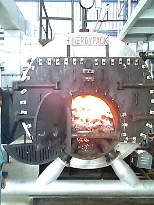 Waste Heat Industrial Boiler