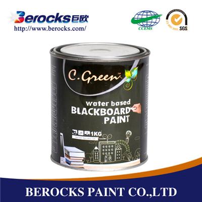 Water Based Blackboard Paint
