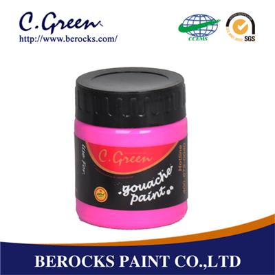 Water Based Gouache Color Paint