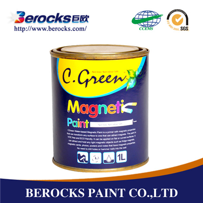 Water Based Magnetic Paint