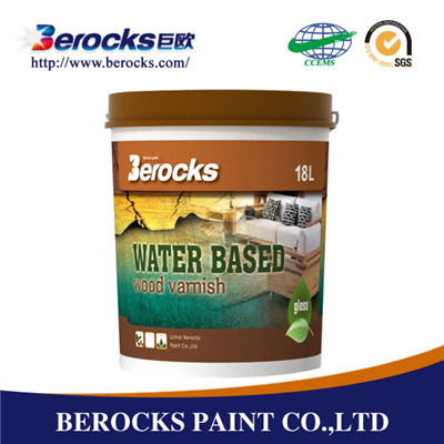 Water Based Wood Paint