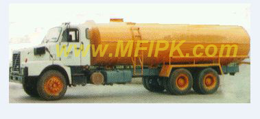 Water Bowser Mounted On Truck