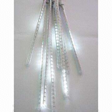 Water Resistant Led Meteor Snowfall Holiday Lights For Chirstmas