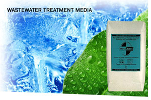 Waterklean Eco Water Treatment Filter Media 50 Lb
