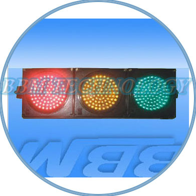 Waterpoof 200mm Led Traffic Light