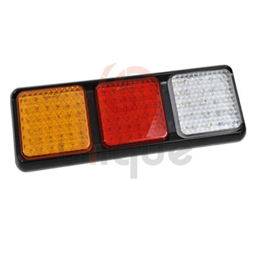Waterproof 12v 24v Led Truck Trailer Tail Light