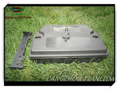 Waterproof And Practical Mouse Bait Station Made Of Pp