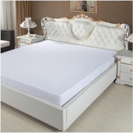 Waterproof Anti Bed Bug Jersey Mattress Encasements Zippered Covers