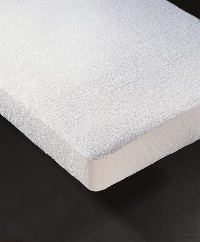 Waterproof Anti Bed Bug Terry Mattress Encasements Covers With Zipper