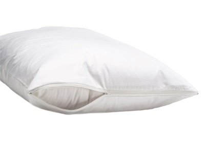 Waterproof Cotton Flannel Pillow Protector